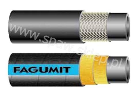 Wąż tłoczny do wody (guma kolorowa) FAGUMIT
